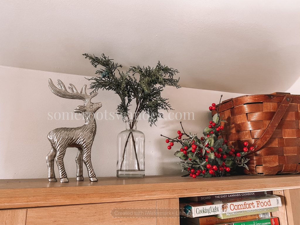 Winter Solstice and Winter Home Decor Tour