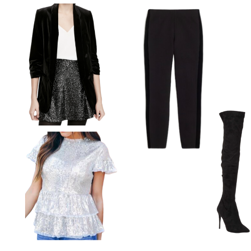 The Perfect New Year's Eve Outfits