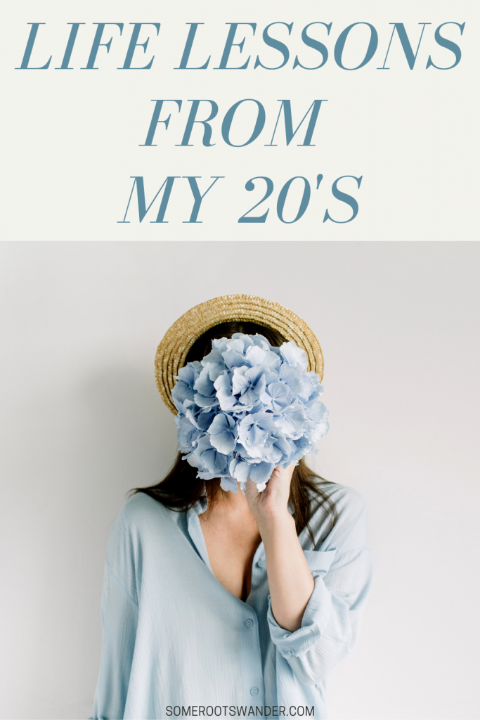 16 Things I Learned in my 20's