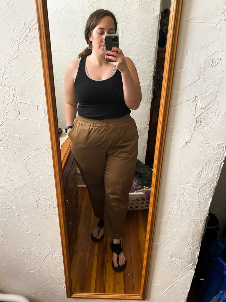 Week of Outfits 8/1/21 - 8/7/21